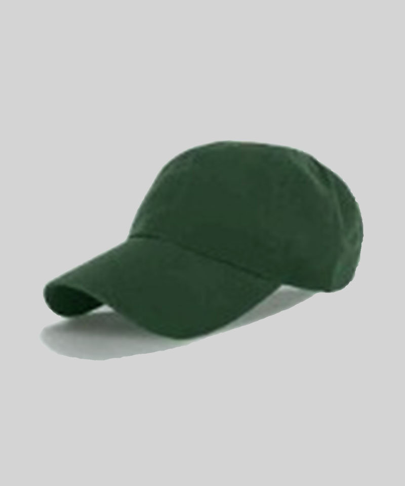 Dark Green Cap