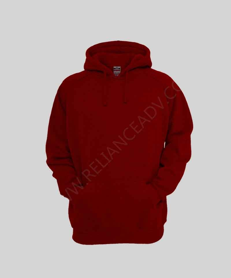 Hoodie-Style-Red